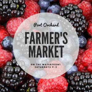 Port Orchard Farmer's Market Instagram