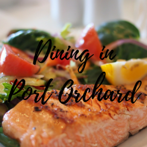 dining in port orchard
